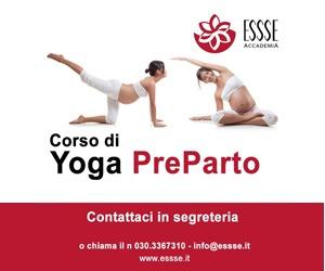 Corso Yoga Pre-Parto