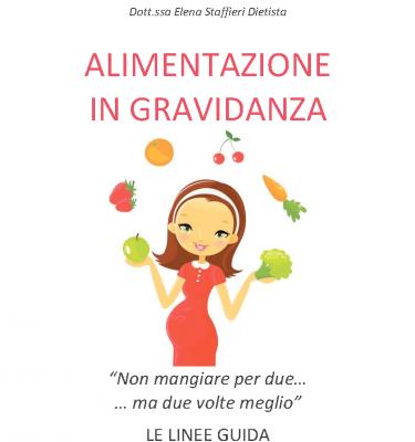 Scarica l'ebook gratuito di Mamma Sportiva con le linee guida per l'alimentazione in gravidanza